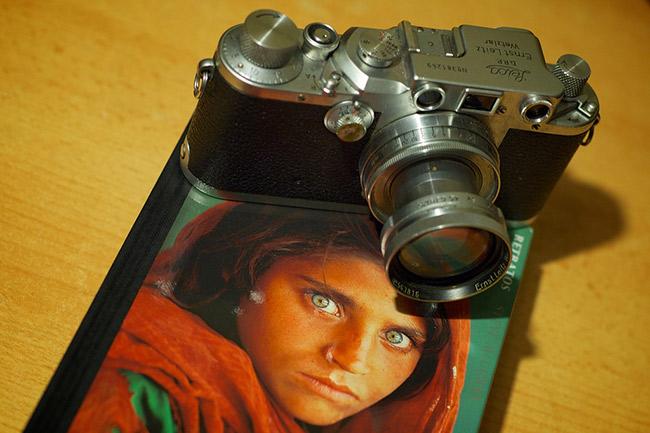 12 lezioni da Steve McCurry sulla fotografia