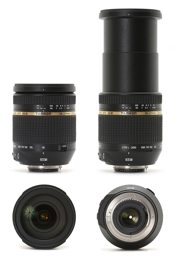 Tutorial fotografia lunghezza focale