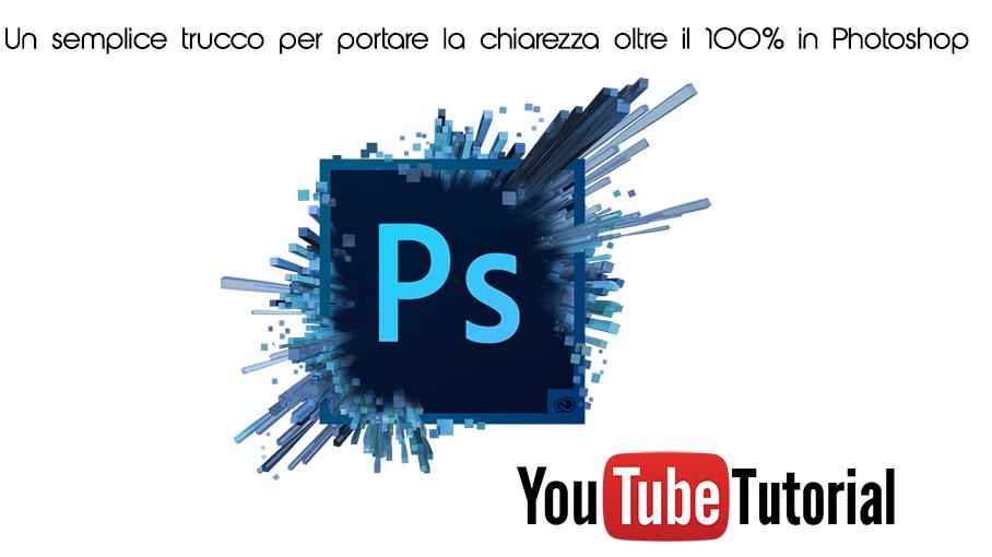 Un semplice trucco per portare la chiarezza oltre il 100% in Photoshop