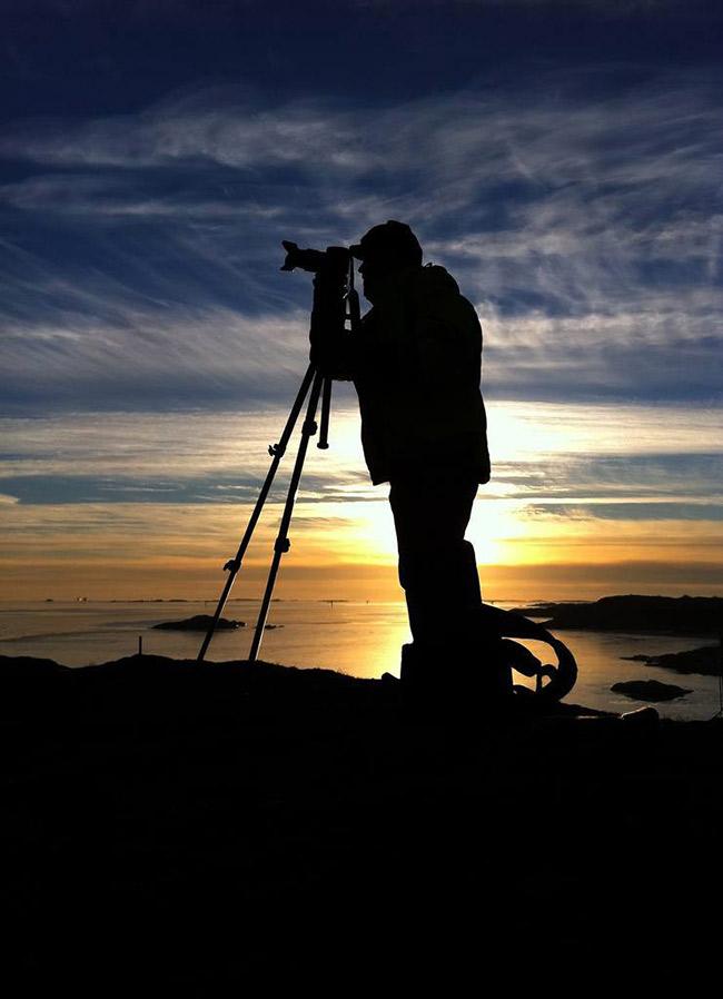 definizione di fotografo professionista