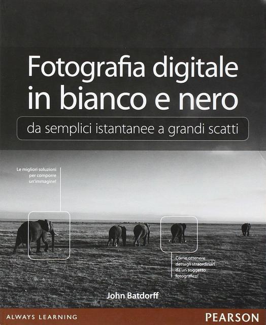 fotografia digitale bianco e nero