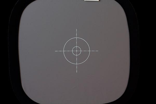 Cartoncino 18% grigio per esposizione