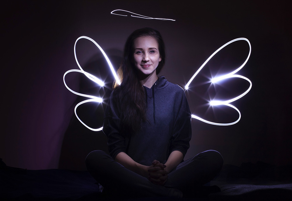 Guida al light painting: come dipingere con la luce