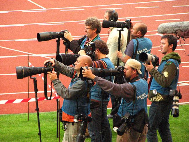 quale equipaggiamento per la fotografia sportiva