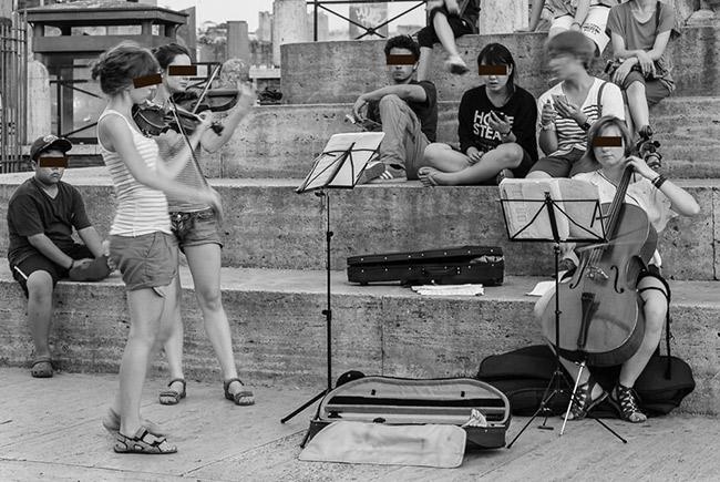 Street photography e privacy: un bel guazzabuglio (all'italiana)!
