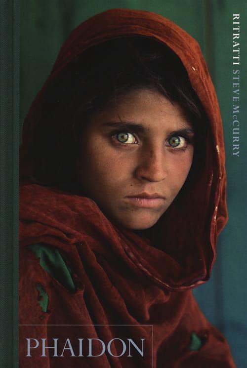 Ritratti Steve McCurry fotocomefare