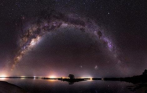 a caccia di stelle esempio fotocomefare