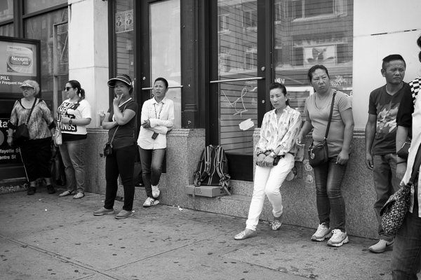 Canal Street, New York