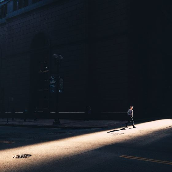 Cocu Liu fotografie iPhone gestire luce