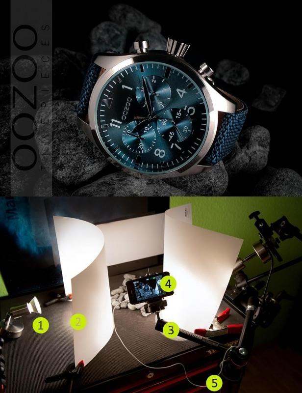 04_setup_fotografia_professionale_orologio_iphone
