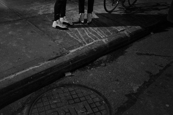 Jordans appaiate, SoHo - Street Photography