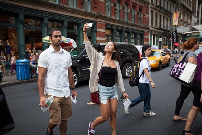 Street Photography | La posa di una generazione
