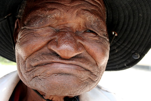 Masarwa man - http://natavillage.org by jonrawlinson, on Flickr