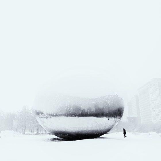 Cocu Liu Bean Chicago fotografie strada iPhone