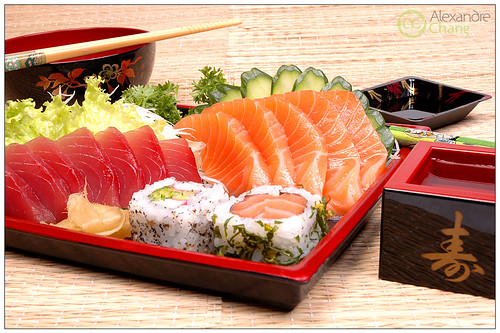Sushi | Culinária by Alexandre Chang, on Flickr
