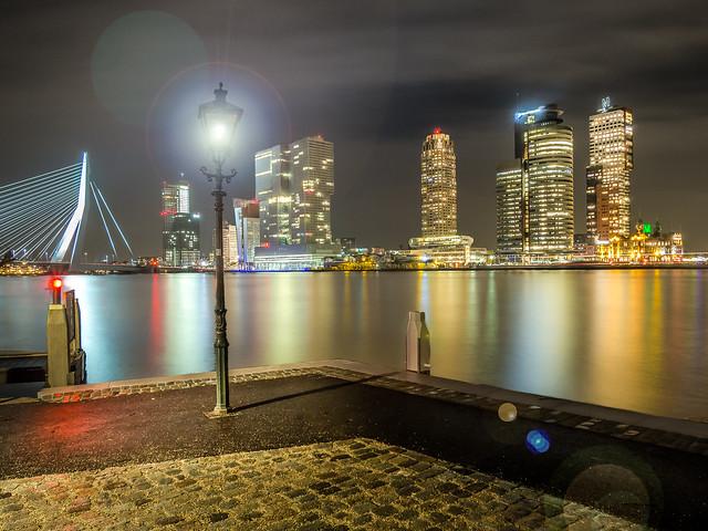Rotterdam: Old vs. New