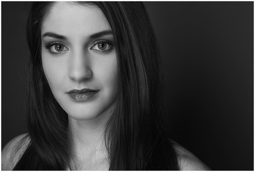 The beauty of a woman must be seen from by Richard Cawood, on Flickr
