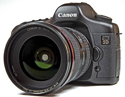 """I """"veri fotografi"""" scattano con una macchina fotografica a pieno formato. Ovvio, no?"""