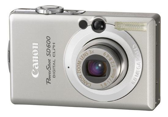 Il mio primo amore: la Canon SD 600