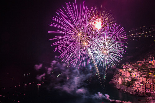 Fuochi d' artificio - Fireworks
