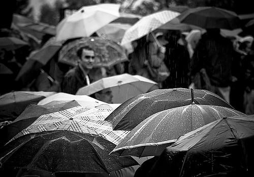 Umbrella Day by Gregory Bastien, on Flickr