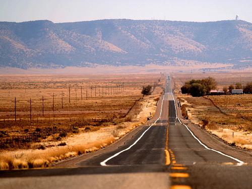 Una lunga strada