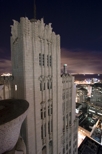 Pacific Telephone Building, San Francisc by TunnelBug, on Flickr