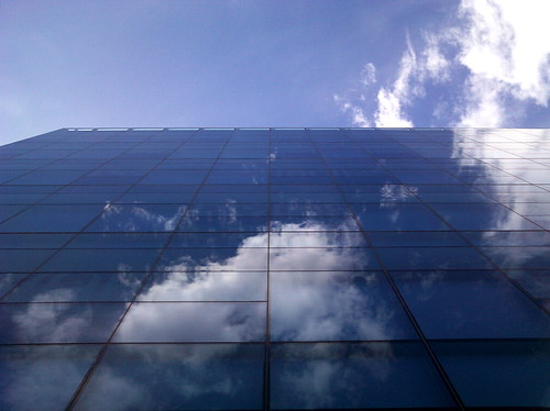 Blue sky thinking by kevin dooley, on Flickr