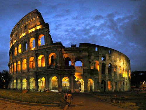 Darkness Falls in Rome by Storm Crypt, on Flickr