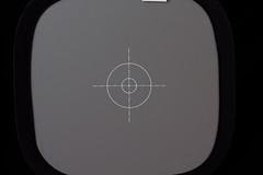 18% Gray Card T2i 550D Partial Metering