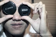 Canon VS Nikon?