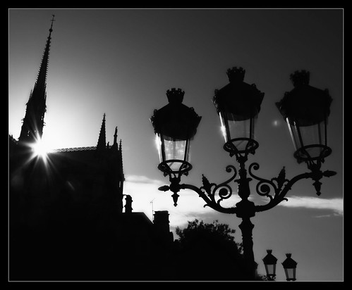 878 Paris Notre Dame 08:34 by I Am Not I, on Flickr
