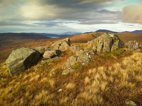 View Of Rum From Beinn Na Cille, Kingair by flatworldsedge, on Flickr