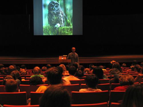 Keynote Speaker Drew Wheelan is an avid by U.S. Fish and Wildlife Service - Midwest Region, on Flickr