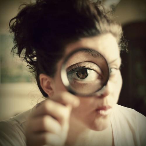 I Spy Cynthia K by Flооd, on Flickr