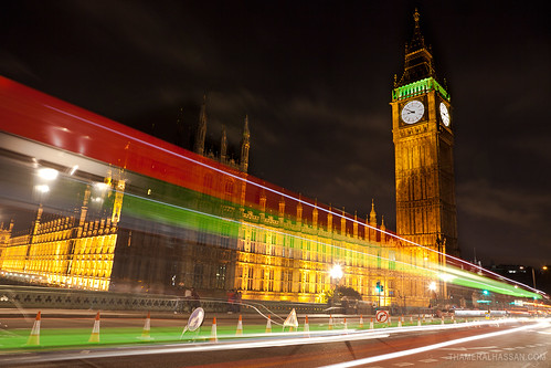 Bus Trail to Big Ben by www.thameralhassan.com Thamer Al-Hassan, on Flickr