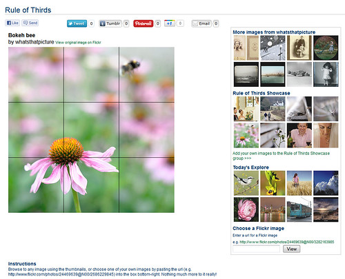 Rule Of Thirds Showcase by whatsthatpicture, on Flickr