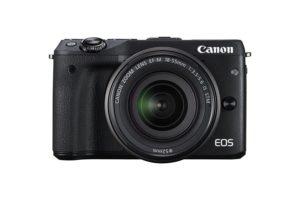 Canon EOS M3 Kit Fotocamera Mirrorless