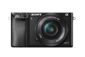 Sony Alpha 6000L Fotocamera Digitale Mirrorless