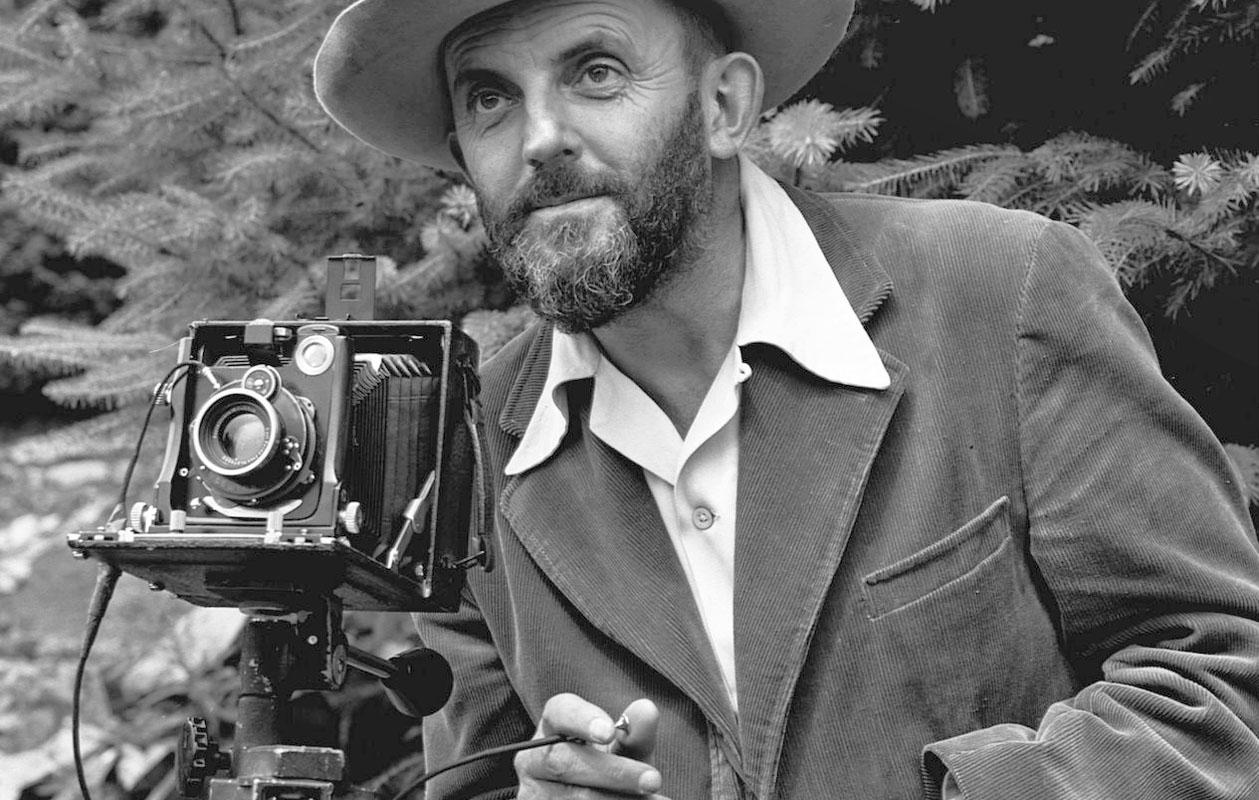 Ansel Adams - lezioni di fotografia FotoComeFare