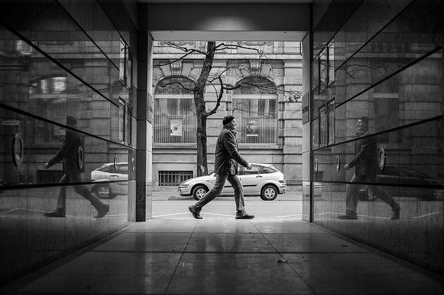 Le cornici nella composizione fotografica: contesto e profondità