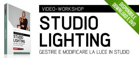 Studio lighting: videocorso per chi vuole dominare la luce dei flash in studio