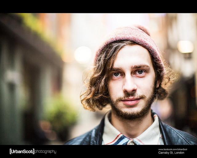 Come imparare a fotografare anche gli sconosciuti per ritratti fenomenali