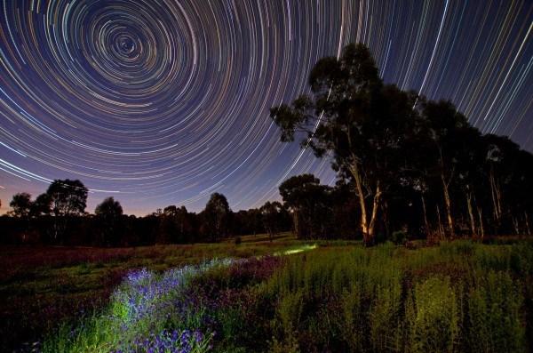 Fotografia sotto le stelle