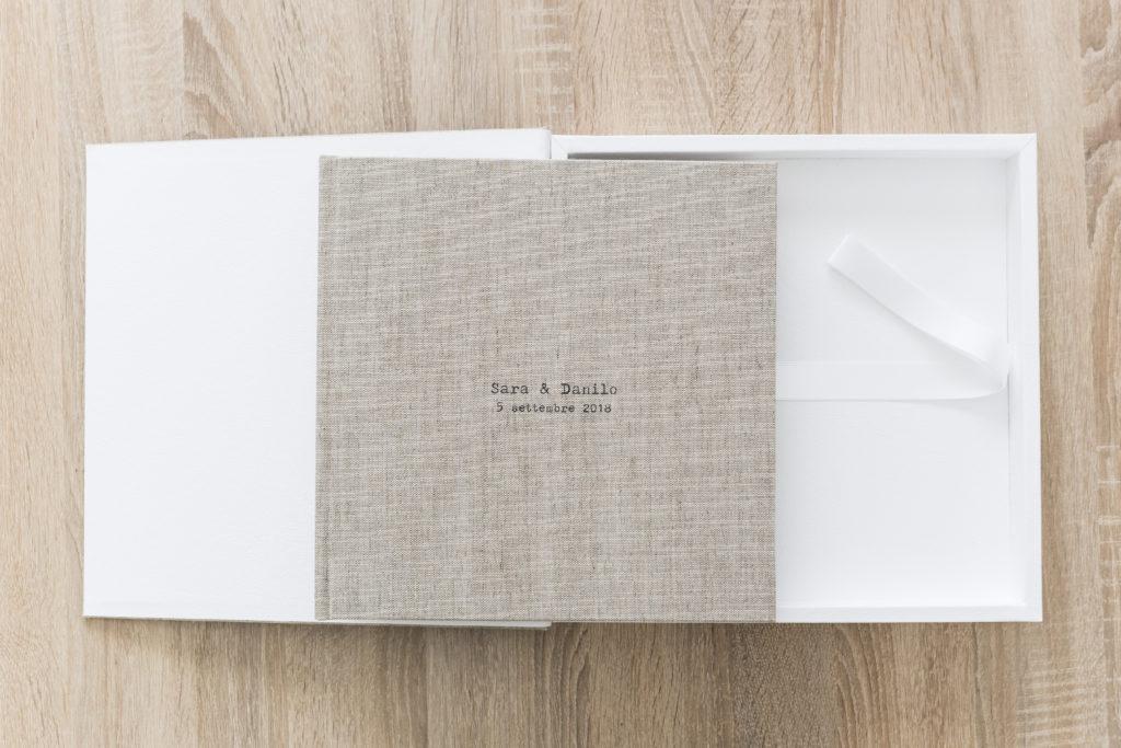 Fotolibro Professional Line Saal Digital - libro con custodia