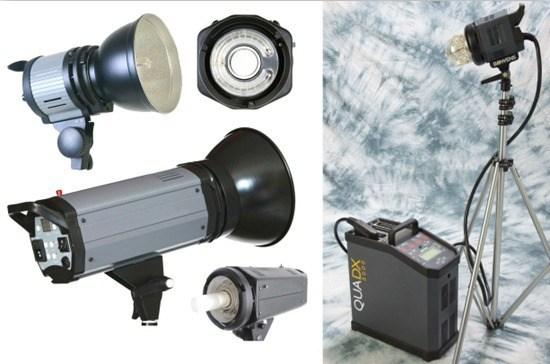 lampeggiatori da studio fotografia