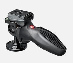 testa fotografica treppiede joystick